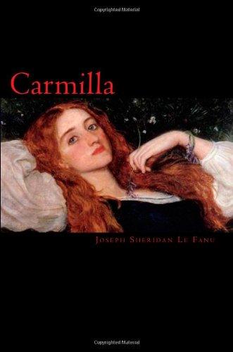 Carmilla: Amazon.co.uk: Joseph Sheridan Le Fanu: 9788562022258: Books