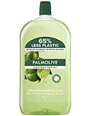 Palmolive Antibacterial Liquid Hand Wash Refill Lime, 1L