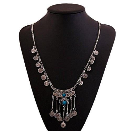 Sinfu Necklace Women Fashion Tribal Turkish