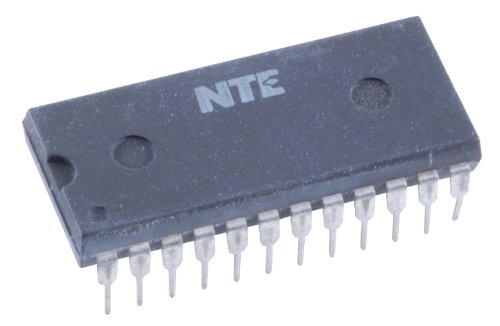 NTE Electronics NTE74199 Integrated Circuit TTL 8-Bit Universal Shift Register, 5.5V, 24-Lead DIP Package