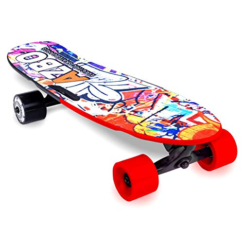 Electric Skateboard Longboard with Remote Control
