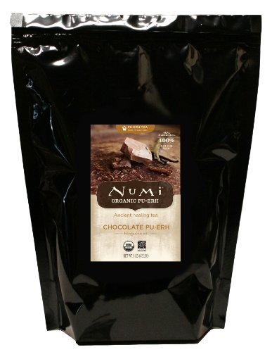 Numi Organic Tea Chocolate Pu-erh Tea, L - Pu Erh Tea Caffeine Shopping Results