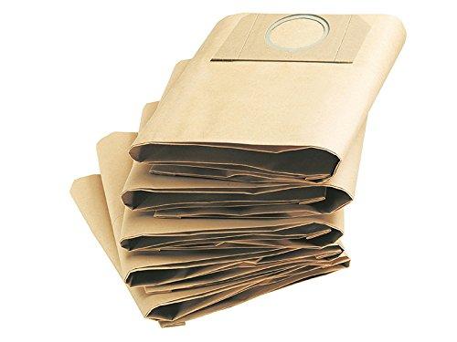 Karcher Bag Vacuums - Karcher 6.904-322.0 Filter Bags 5St.
