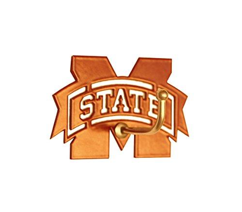 Henson Metal Works Miss. State Medium Color Logo Wall Hook by Henson Metal Works