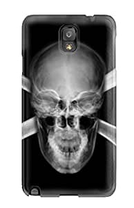 ZippyDoritEduard Design High Quality Skull Cover Case With Excellent Style For Galaxy Note 3