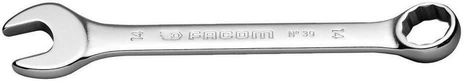 Facom 39.7//32H Cle Mixte Courte 6 Pans 7//32