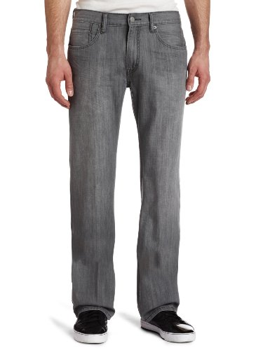 (Levi's Men's 559 Relaxed Straight Fit Jean - 30W x 30L - Silver Fox)