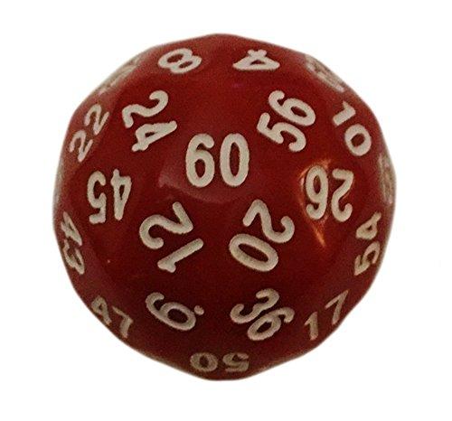 60 sided di - 7