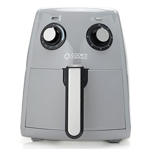 Cook's Companion 1500W Nonstick Air Fryer
