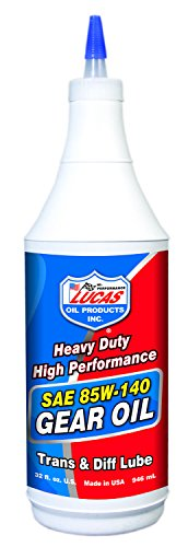 Lucas Oil 10042-12 85w-140 Gear Oil Case/12 ()
