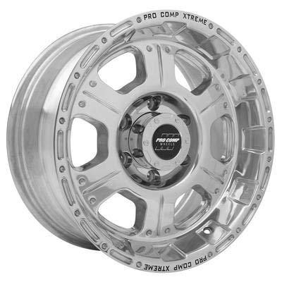 (PRO COMP Series 89 Kore Polished (17x8 / 6x5.5 / 0mm))
