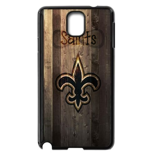 New Orleans Saints Samsung Galaxy Note 3 Cell Phone Case Black Zwxcb