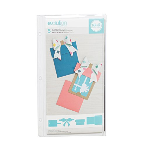 American Crafts 663083 Gift Card Holder We R Memory Keepers Pop Up Die Gift Card Holder