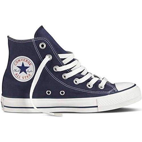 Converse Unisex Chuck Taylor All Star Hi Top Sneaker (6 B(M) US Women / 4 D(M) US Men, Navy)
