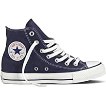 Converse Chuck Taylor All Star Classic High Top Sneakers - Navy