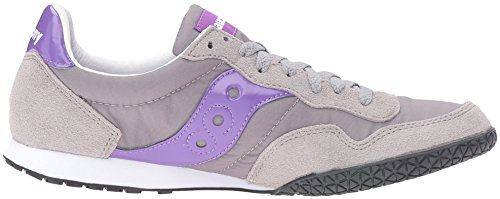 Sneaker Women's Saucony Originals Bullet Grey purple qCqvSBO