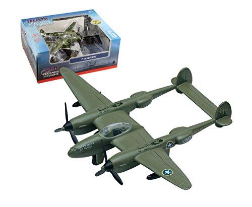 InAir Legends of Flight - P-38 Lightning (P-38 Lightning Fighter)