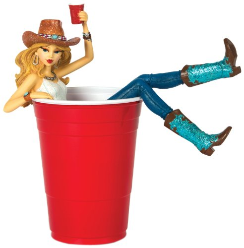Hiccup-by-H2Z-73699-Lets-Party-Girl-in-Keg-Cup-7-34-Inch-High