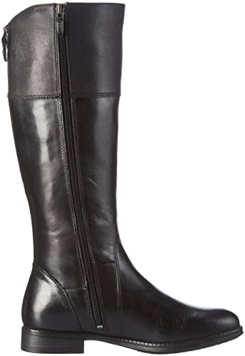 Tamaris 1-1-25530-27 - Botas altas para mujer Negro (Black 001)
