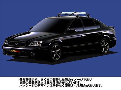システムキャリア レガシィB4 / BE5 BE9 / RA4シリーズ 1台分 ルーフキャリア 標準 タフレック TUFREQ 精興工業 B06XZWTNSG