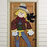Jointed Scarecrow Decoration - Fall & Party Decorations