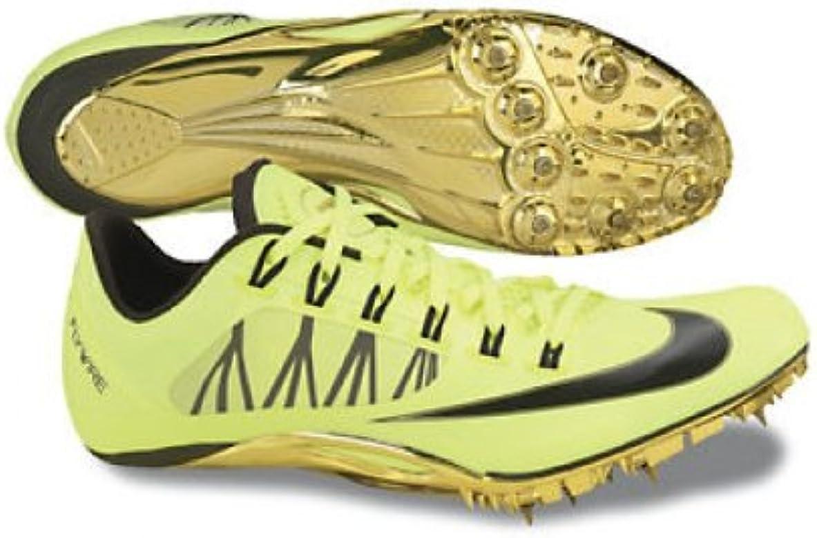 NIKE Zoom Superfly R4 Zapatilla Clavos de Running Unisex, Amarillo, 44.5: Amazon.es: Zapatos y complementos