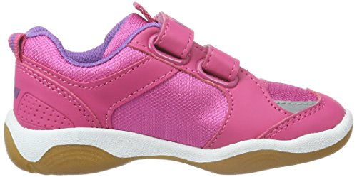 Lico Filou V, Zapatillas Deportivas para Interior para Niñas Rosa (Pink/Lila)