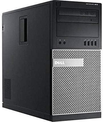 Dell Optiplex 9020 Tower Computer Gaming Desktop (Intel Core i5