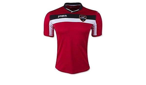 31fe1124596 2015-16 Trinidad and Tobago Home Joma Football Shirt