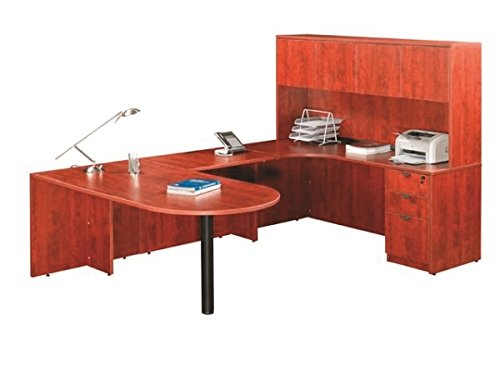 U Shaped Bullet Table Desk: 71