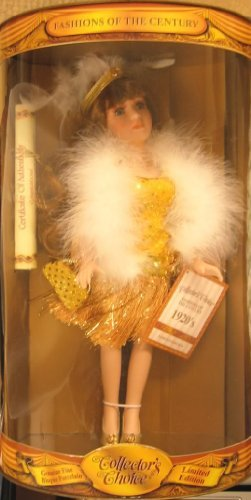 Collector's Choice Fashions of the Century 1920's Doll for sale  Delivered anywhere in USA