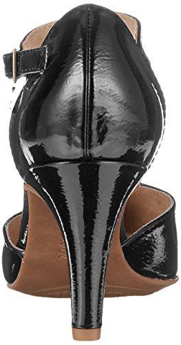 Para 5 Mujer S Tacón oliver black Zapatos 018 24405 5 18 Negro 22 De Patent qwzTA