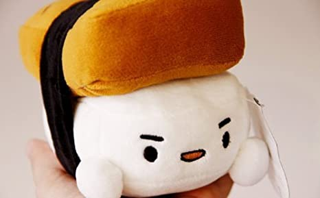 Amazon.com: Japanese Sushi suctioncup Mini Cojín kawaii Cute ...