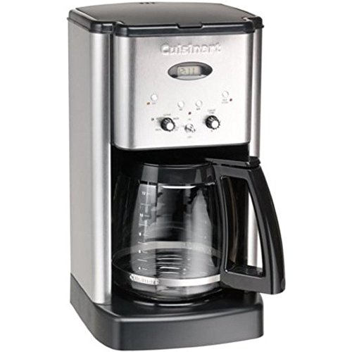 Cuisinart DCC 1200 Central Coffeemaker Brushed