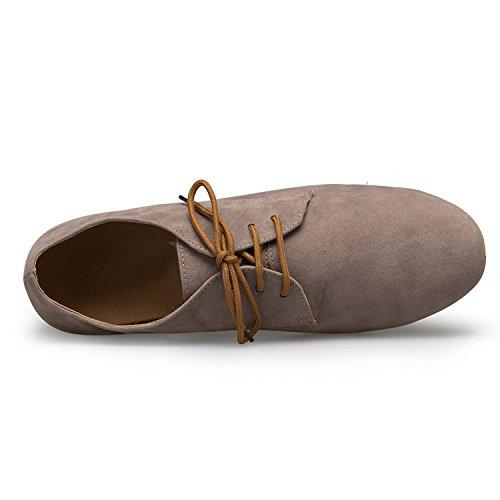 Miyoopark - salón hombre Brown-2.5cm heel