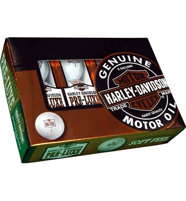 ProActive Harley-Davidson Golf Balls, Outdoor Stuffs
