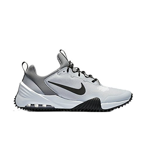 Nike Nike's Men Air Max Grigora Shoe, Wolf Grey/Black-Cool Grey-Pure Platinum, Size 10