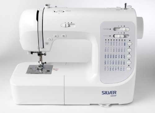 Silver Viscount 1035 Computerised Sewing Machine