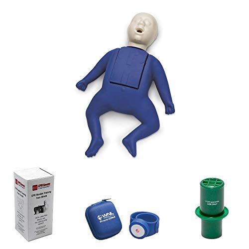 CPR Savers AHA 2019 Compliant CPR Prompt Value Packages (TMAN2)