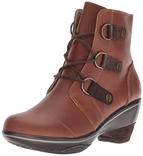 (Jambu Women's Emma Fashion Boot Brown 7.5 M US)