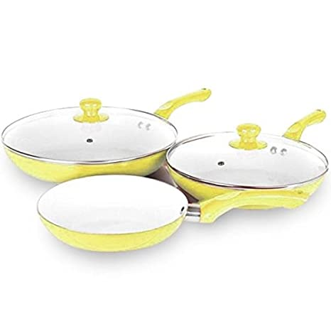 Sartenes Ceramic Chef Pan (5 piezas)