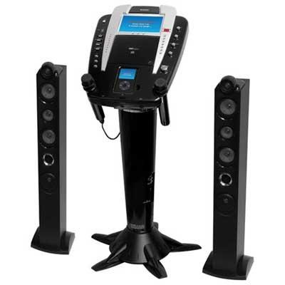 Singing Machine ISM1010 Home Karaoke System
