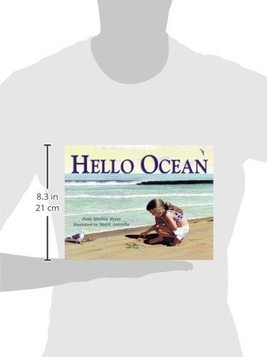 Amazon.com: Hello Ocean (2015881069884): Pam Munoz Ryan, Mark ...