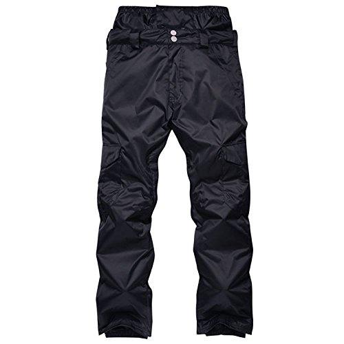 LEIT YFF Los Hombres pantalón de Nieve Snowboard Traje ...
