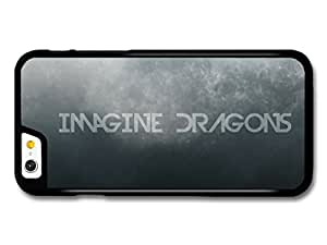 Imagine Dragons Blue and Grey Logo case for iPhone 6
