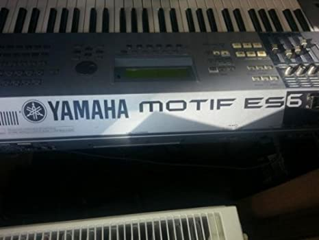 Guía completa para el DVD Yamaha Motif ES
