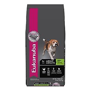 Eukanuba Small Bite Adult Dog Food, 33 lbs.