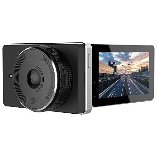 LFHKN Driving Recorder Single Lens Intelligent HD Night Vision Mini Car Camera Recorder ()