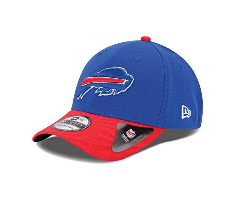 NFL Buffalo Bills Team Classic 39THIRTY Stretch Fit Cap, Small/Medium, Blue
