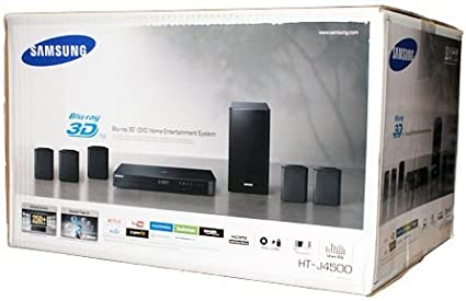 Samsung región libre HT-J4500 Smart Blu-ray cine en casa de 5.1 ...